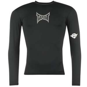 Tapout Long Sleeved Rashguard
