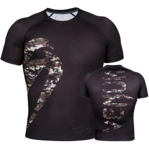 Venum Original GIANT RASHGUARD CAMO JUNGLE