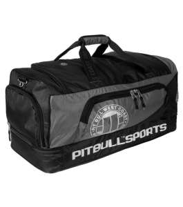 Torba Treningowa PB Sports BIG DUFFLE BAG BLACK/DARK GREY