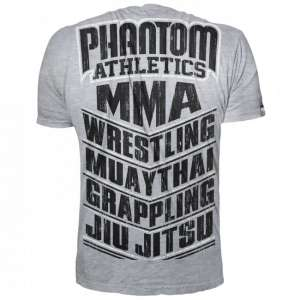 "Phantom MMA T - Shirt "" MMA Sports 2,0 "" - szary"