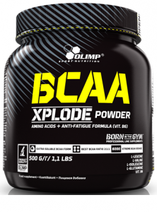 OLIMP BCAA Xplode Powder 500 g