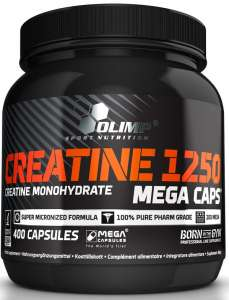 Olimp - Creatine Mega Caps - 400 kap.