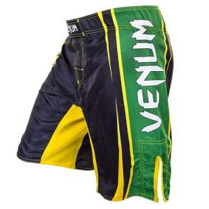 "VENUM ""ALL SPORTS"" FIGHTSHORTS - BRAZIL EDITION"