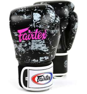 RĘKAWICE BOKSERSKIE FAIRTEX dark cloud