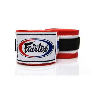 Fairtex Bandaże Bokserskie Thai Flag