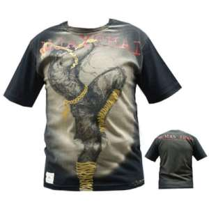 T-Shirt HUMAN Fight KAO