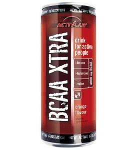 ACTIVLAB BCAA XTRA ENERGY DRINK 250ML