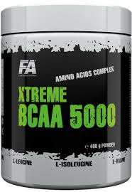 Xtreme BCAA 5000 400g Fitness Authority
