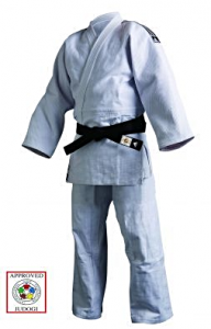 JUDOGA ADIDAS CHAMPION II SLIM FIT IJF APPROVED