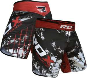RDX MMA Grappling Shorts Giant Inside