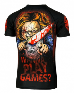 Rashguard termoaktywny Pit Bull Wanna Play Games