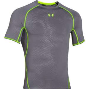 Rashguard  HeatGear Compression Printed Under Armour