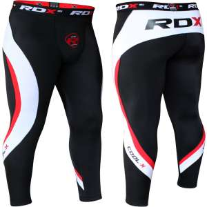 Authentic RDX Compression Flex Pants MMA Trouser