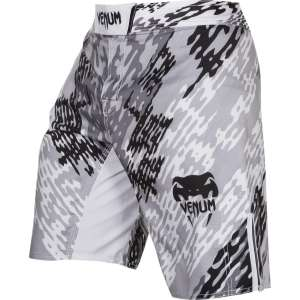 Venum  Fight Shorts NEO CAMO - white/black