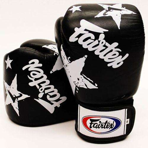 Rękawice bokserskie Fairtex Black nation.jpg